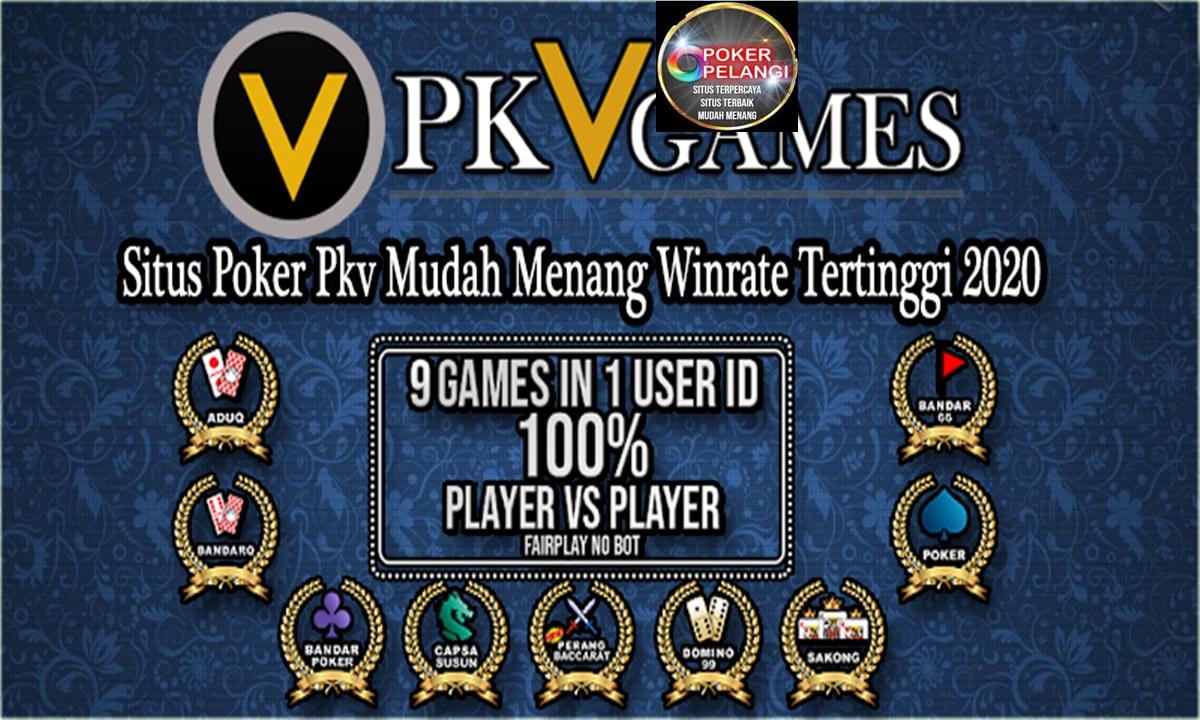 Pkv Games 1 Id Mainkan 9 Game Di Bandar Judi Online
